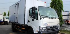 Hino 5 tấn nhập khẩu model wu342l chassis dài bán trả góp giá rẻ, giao nhanh, Ảnh số 3