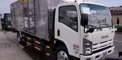Bán xe tải Isuzu 8.2 tấn/ 8 tấn 2 thùng dài 7 mét, Xe tải Isuzu 8.2 tấn/ 8 tấn 2 hỗ trợ trả góp 100% giá trị xe, Ảnh số 2