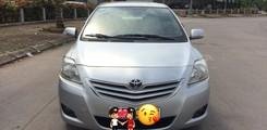 Bán xe Toyota Vios E 2010 màu bạc chính chủ biển Hà Nội 308 triệu, Ảnh số 1