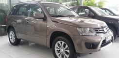 Khuyến mại lên đến 170 triệu đồng khi mua Suzuki Grand Vitara 4x4WD nhập khẩu Nhật Bản, Ảnh số 2
