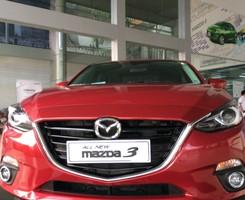 Mazda 3 All new 2017, Khuyến mại cực hấp dẫn tại Mazda Giải Phóng, Ảnh số 1