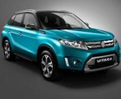 Suzuki, Vitara, New, 2016, đột phá thiết kế, Ảnh số 2