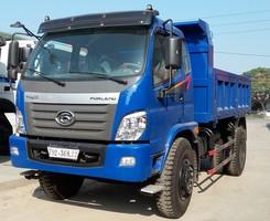 Bán mới xe Ben FLD900A Trường Hải tải trọng 8.3 Tấn 7 khối tại Hải Phòng, Ảnh số 1