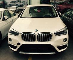 BMW X1 2016 nhập khẩu Giá xe BMW X1 20i Máy xăng 2.0L Hộp số 8 cấp Full Opiton BMW X1 Màu Trắng,Đen,Đỏ Giao xe ngay X11, Ảnh số 1