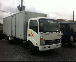 Bán xe tải veam vt260/2 tấn/1t9/2t/1 tấn 9/1.9 tấn thùng kín/bạt dài 6 mét/6 mét 2/6.2 mét giá tốt nhất miền nam, Ảnh số 1