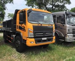 Bán xe ben Dongfeng 8 tấn 9 tấn, Mua xe ben tự đổ Dongfeng 8 tấn 2 cầu thật thùng ben 7 khối, có xe giao ngay, Ảnh số 1