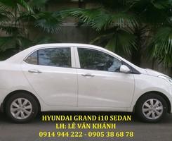 Xe Hyundai Grand i10 sedan 2016, Giảm ngay: 10 triệu và tặng phụ kiện. xe nhập khẩu Đà Nẵng, Hyundai Đà Nẵng, Ảnh số 1