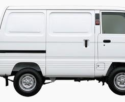 Đại lý bán xe Bán tải Suzuki Blindvan 580 kg 590kg Chạy Nội Thành, Ảnh số 2
