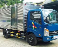 Đại lý bán xe tải Veam 2t4/ 2 tấn 4/ VT252 1 thùng dài 4.1 mét, Xe tải Veam 2t4/ 2 tấn 4/ VT252 1 thùng dài 4 mét 1, Ảnh số 1