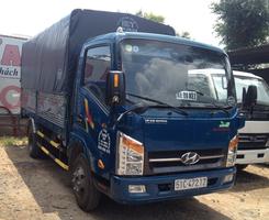 Xe tải veam vt260 1,9 tấn cabin vuông thùng dài 6m1 chạy trong thành phố, Ảnh số 1
