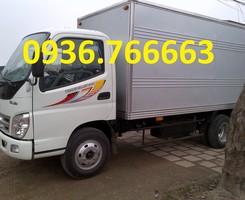 Xe tải 5 tấn Hải Phòng Ollin 500B, Ảnh số 1