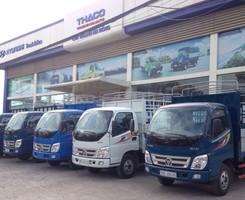 Xe tải 9 tấn 9,5 tấn Thaco Ollin 900A Ollin 950A Thaco Trường Hải Mr Huỳnh để được hỗ trợ, Ảnh số 1