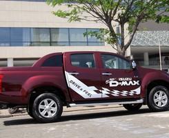 Xe bán tải ISUZU DMAX 5 chỗ Hải Phòng, Ảnh số 1