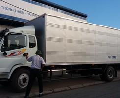 Bán xe tải Ollin 900A 9 tấn thùng kín tại hải phòng, Ảnh số 1