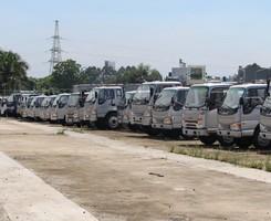 Xe tai 2.4 tan/2T4, Cần bán xe tải Kia Thaco K165S 2.4 tấn 2T4, JAC 2,4 tấn 2.4Tan công nghệ Isuzu, bảo hành 3 năm, Ảnh số 2
