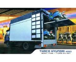 Xe trượt sàn , xe cứu hộ , xe thùng bửng nâng hạ , tải thùng đông lạnh, xe tải cầu,, Ảnh số 2