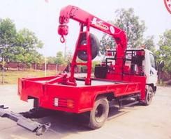 Xe tải Hino XZU730 gắn cẩu Unic 3 tấn, xe tải cẩu Unic 4 tấn, xe tải gắn cẩu 5 tấn, Ảnh số 1