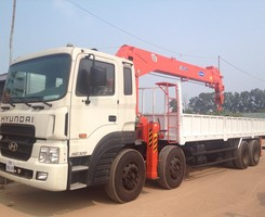 Bán xe tải gắn cẩu 3 tấn, 5 tấn, 7 tấn, 10 tấn..., Ảnh số 2