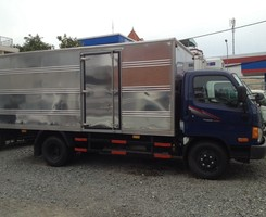 Xe tải hd 72, xe tải 7 tấn, xe tải huyndai hd72 tải trọng 6,5 tấn tp hồ chí minh, Ảnh số 1