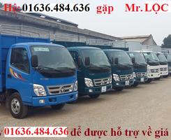 Xe tải OLLIN 5 tấn 500B OLLIN 7 tấn 700B OLLIN 9 tấn 900A ollin 9.5 tấn 950A Trường Hải, Ảnh số 2