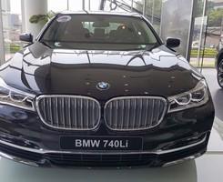 BMW 740Li 2016 2017 nhập khẩu Full option Giao xe ngay Bán xe trả góp Hỗ trợ toàn quốc, Ảnh số 1