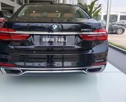 BMW 740Li 2016 2017 nhập khẩu Full option Giao xe ngay Bán xe trả góp Hỗ trợ toàn quốc, Ảnh số 2