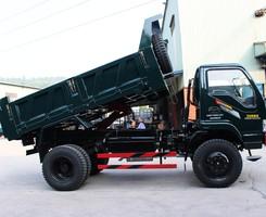 Công ty bán xe ben chiến thắng 5 khối 6 tấn 2 cầu, Hỗ trợ mua xe ben chiến thắng 5 khối 1 cầu 2 cầu trả góp, Ảnh số 2