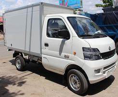 Xe tải veam changan 860 kg, 820 kg thùng bạt,thùng kín. xe tải veam star 860 kg, 753 kg, 740 kg giá rẻ giao ngay., Ảnh số 1
