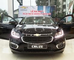 Xe Hơi Chevrolet Cruze Phiên Bản Mới 2017 Tại Chevrolet Bắc Ninh, Thủ Tục Nhanh Gọn, Hỗ Trợ Trả Góp Toàn Quốc, Ảnh số 2