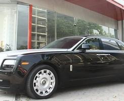 Bán Rolls Royce Ghost EWB II màu đen, đăng kí 2013,, Ảnh số 1