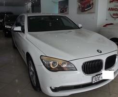 Bán BMW 730Li 2009, đk 2010 xe Nhập khẩu, màu trắng/nội thất đen, Cam kết chất lượng, bao test, Ảnh số 2
