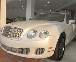 Bán Bentley Contynental Flying model 2010 màu trăng, luôn là Đẳng Cấp thượng lưu., Ảnh số 1