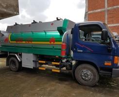 HUYNDAI HD99 chở xăng tổng tải dưới 10 tấn, Ảnh số 2