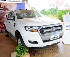 Ford Ranger 2017. Giá xe ford Ranger XLS, XLT XL tốt nhất , xe sẵn giao nhay, Ảnh số 2