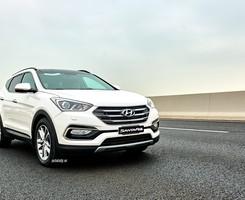 Ưu đãi hấp dẫn Hyundai Santafe 2016 Full options. Giảm ngay 30 triệu, Ảnh số 2