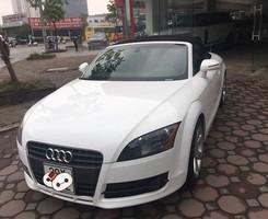 Bán Audi TT 2.0T Roadster 2010 màu trắng, đẹp như mới, cam kết chất lượng, Ảnh số 2