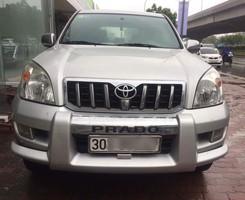 Bán Toyota Prado GX 2008 nhập khẩu chính chủ ít đi, Ảnh số 1