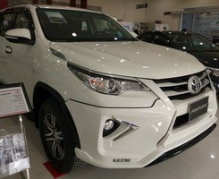 Toyota Fortuner 2017, Ảnh số 1