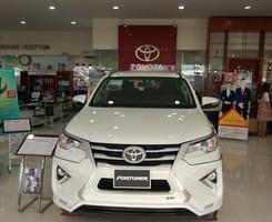 Toyota Fortuner 2017, Ảnh số 2