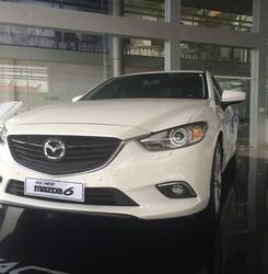 Mazda 6 facelift 2017 mới, giá tốt nhất thị trường, Ảnh số 1