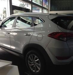 Giá xe 7 chỗ Hyundai Santafe máy dầu số sàn số tự động 2015, Ảnh số 1