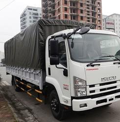 Bán xe tải isuzu 6t2 thùng bạt, xe tải isuzu 6t2 thùng kín, isuzu 6t2 FRR90N, Ảnh số 1