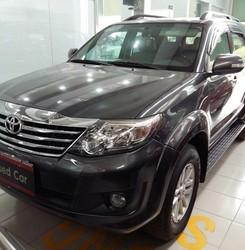 Cần bán Toyota Fortuner 2.7V 4x2 2012 Toyota đã qua sữ dụng, Ảnh số 1