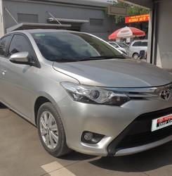 Toyota Cầu Diễn bán Vios G 2014 màu bạc., Ảnh số 1
