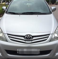 Toyota INNOVA 2.0G Xịn đời cuối 2009, màu bạc, chính chủ., Ảnh số 1