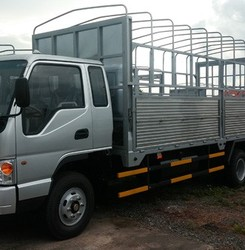 Thái Bình bán xe tải JAC 7 tấn thùng bạt, 6 tấn thùng kín , trả góp 0964674331, Ảnh số 1