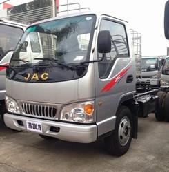 Xe tải JAC 2,4 tấn, 2 tấn tư nâng tải Hải Phòng 0888141655, Ảnh số 1