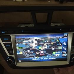 Lắp đầu màn hình cho xe hyundai i20 active 2015 giá rẻ nhất hà nội