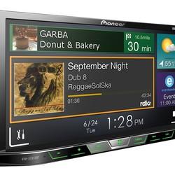 Đầu dvd pioneer AVH X5850BT cho xe ôtô, màn hình dvd pioneer AVH X5850BT cho xe ôtô