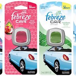 Nước hoa xe hơi mini Febreze Car